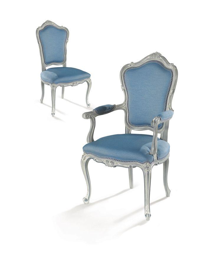 RODI Classic italian armchair and chair