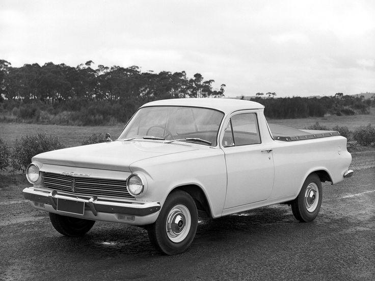 holden ute | Holden Ute (EH) ' 08. 1963– 02. 1965