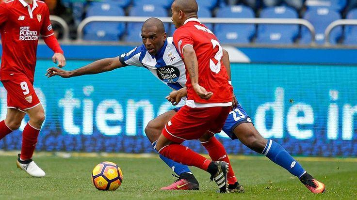 El Deportivo pierde a Ryan Babel para el choque de Málaga.  Las pruebas confirman la gravedad de sus molestias en el cuádriceps. Arribas sí podrá estar disponible. @Deportivo #9ine