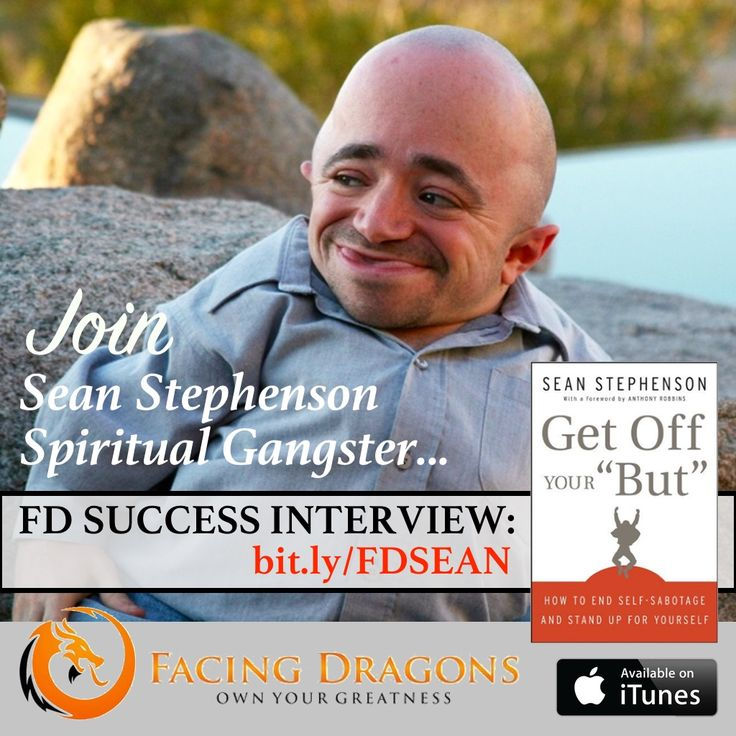 FD13 3-FOOT GIANT @SEANSTEPHENSON ON FINDING LOVE, SELF-LOVE & SUCCESS