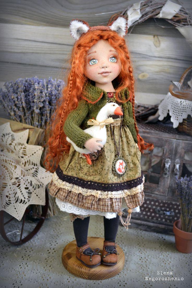 Коллекция кукольных фантазий: Лизавета