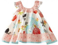 Jelly the Pug Toddler Dress