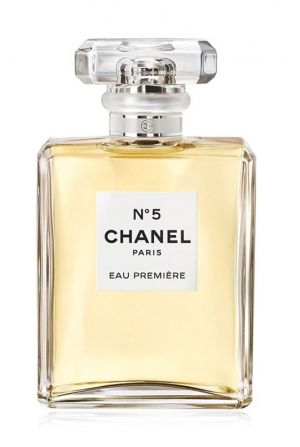 Chanel No 5 Eau Premiere. This is a new fragrance. Chanel No 5 Eau Premiere (2015) was launched in 2015. The nose behind this fragrance is Jacques Polge. Top notes are neroli, aldehydes and ylang-ylang; middle notes are rose and jasmine; base notes are vetiver, sandalwood and vanilla.