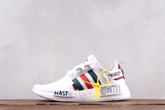 best loved ea164 1e0dc Off White x Adidas NMD NAST DA8858PC | Off white in ...