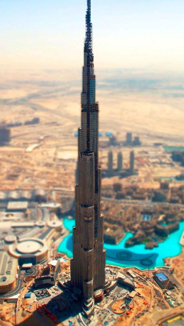 Dubai City View #iPhone #5s #Wallpaper | iPhone 5~SE ...