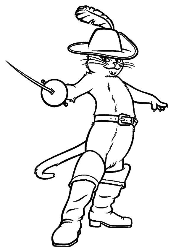 shrek puss in boots coloring pages | 42 best Shrek images on Pinterest | Shrek, 3 years and ...