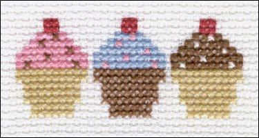 Free Cross-Stitch Patterns - Flowers and Miscellaneous