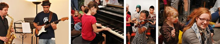 Moamusikschule - classes and private music lessons for kids