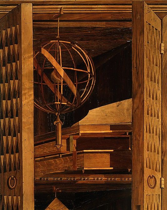 Wood Paneled Game Room
