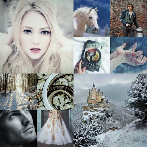 Risultati immagini per FAN ART SNOW LIKE ASHES