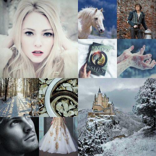 Risultati immagini per FAN ART SNOW LIKE ASHES