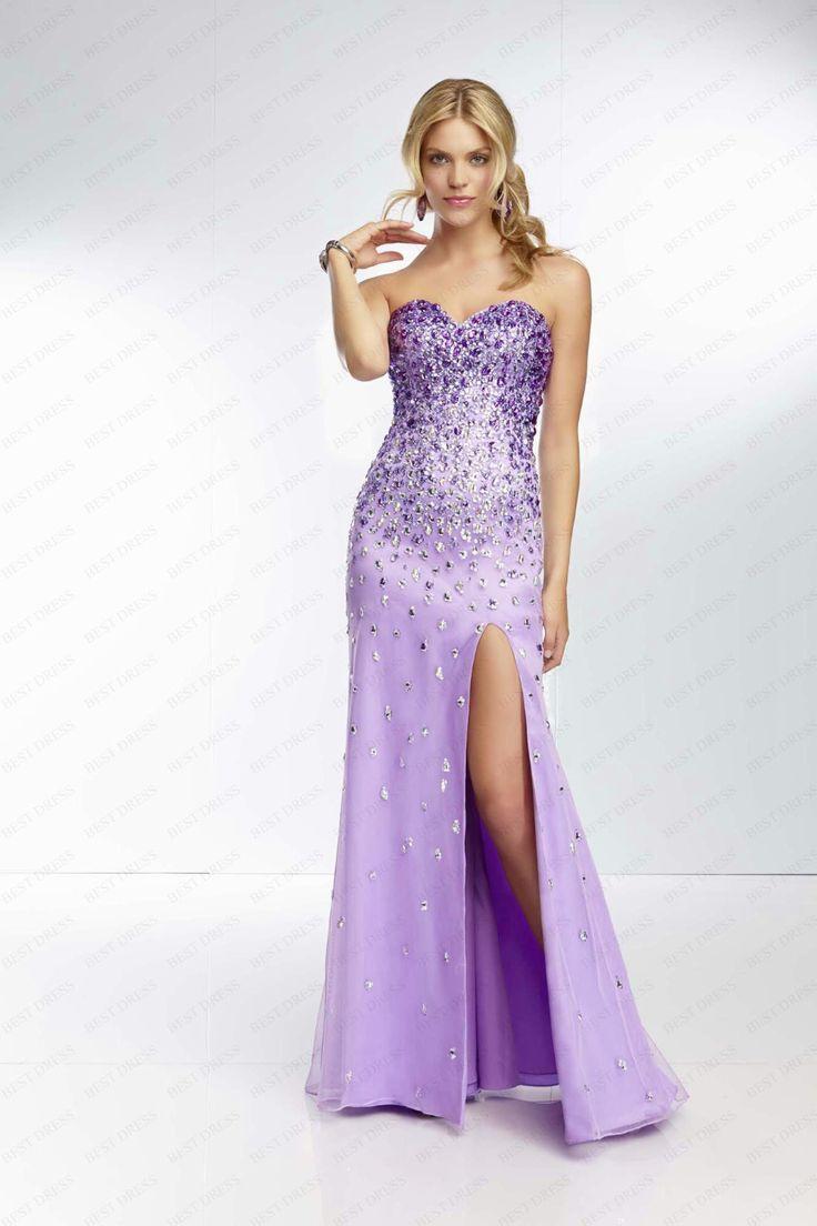 Mejores 125 imágenes de Prom dress Ideas en Pinterest | Baile de ...