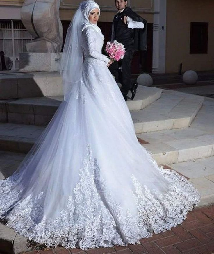 Cheap Bridal Gown Buy Quality Wedding Gowns Directly From China Long Sleeve Ball Suppliers Vestido De Noiva Robe Mariage Arabic Muslim