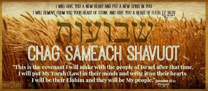 facts about shavuot