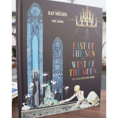 East Of The Sun And West Of The Moon - Kay Nielsen