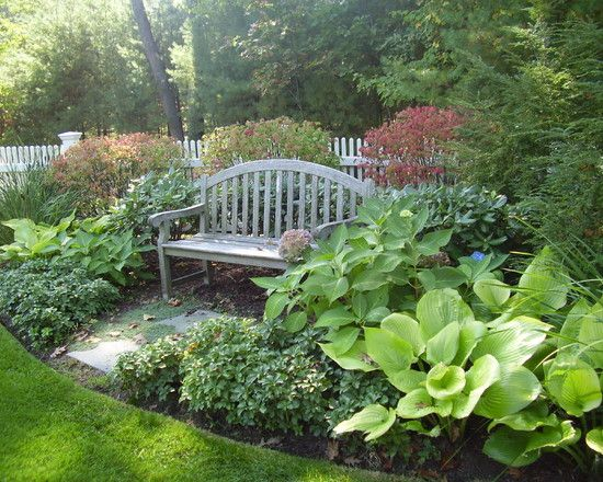 17 best images about front yard bench on pinterest trees and shrubs trees and editor. Black Bedroom Furniture Sets. Home Design Ideas
