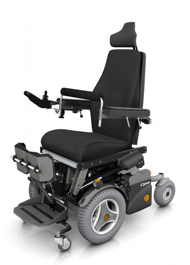 Permobil | Permobil C500 VS Stand-up Wheelchair | Standing Wheelchairs