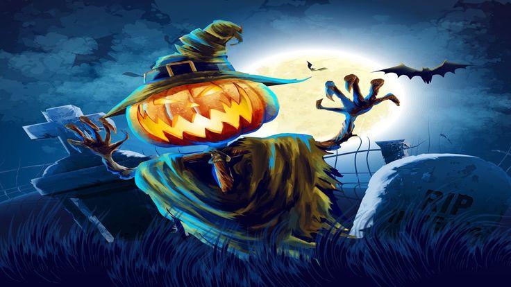 Scary Halloween Music: Creepy Music, Dark Music, Instrumental Horror Mus...