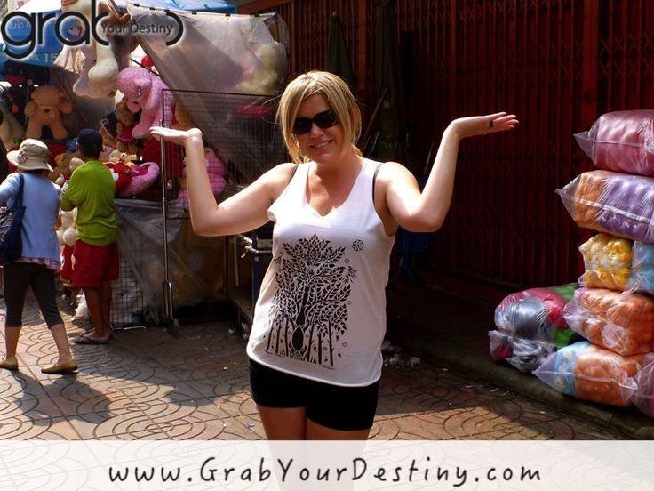 Chatuchak Weekend Market In Bangkok, Thailand… #Travel #GrabYourDestiny #ChatuchakWeekendMarket #JasonAndMichelleRanaldi #Thailand #Bangkok #Shopping   www.GrabYourDestiny.com