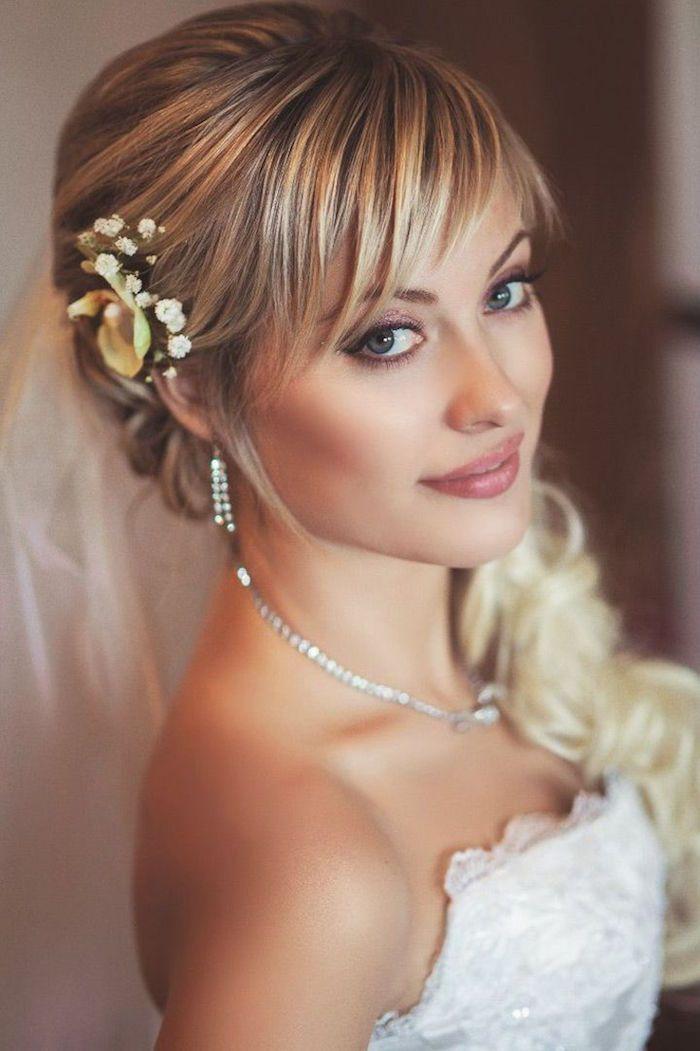 stylish wedding hairstyle; photo: Armina Arustamova