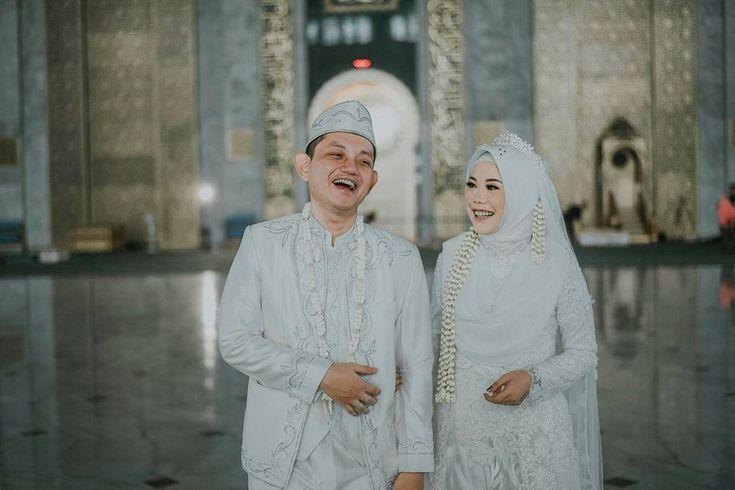 Akad Nikah Ceremony Ina & Rizal by Kebaya LAKSMI  0817 0370 7670 by LAKSMI - Kebaya Muslimah & Islamic Bride - 003