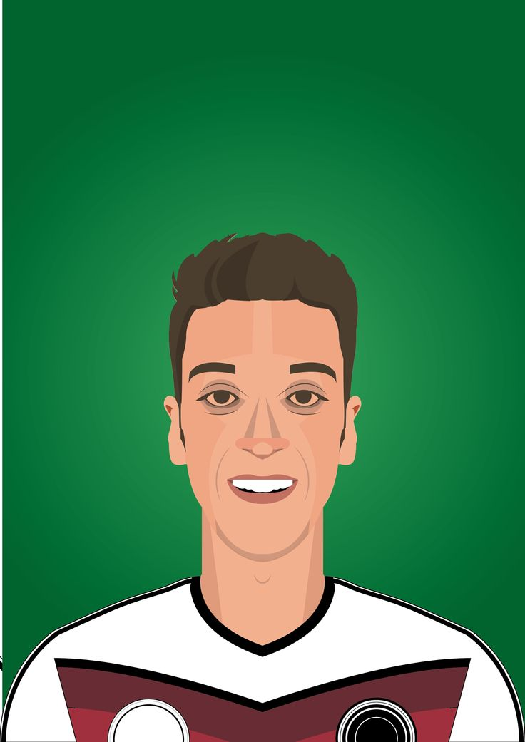 Footballer Mesut Özil, DFB Nationalmannschaft