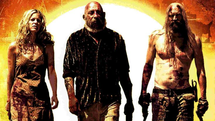 The devil´s rejects, Los renegados del diablo, Rob Zombie