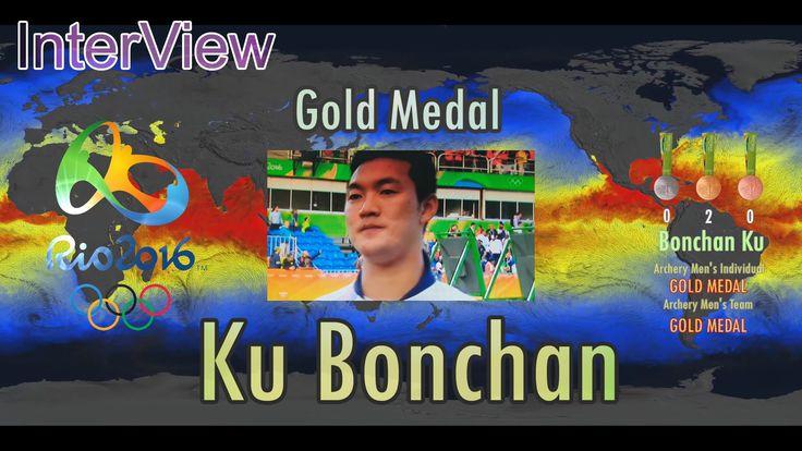VRIDC - VR Sports : Rio olympic - Archery Men's Individual: Ku Bonchan I...