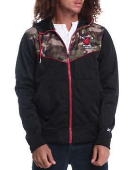 Buy Miami Heat Team Commando Hoodie Men's Hoodies from NBA, MLB, NFL Gear. Find NBA, MLB, NFL Gear fashions & more at DrJays.com
