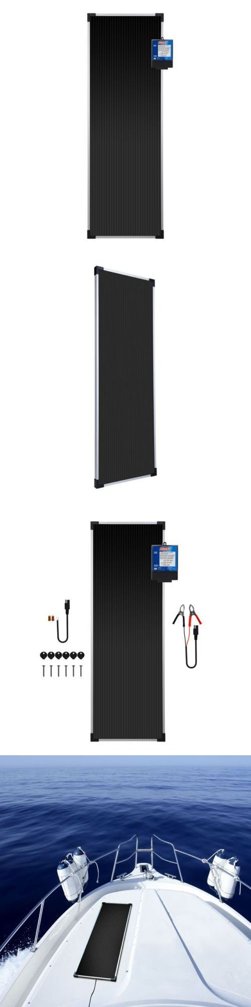 Solar Panels 41981: Sunforce Coleman 18 Watt 12 V Solar Panel Kit With 7 Amp Charge Controller 58033 -> BUY IT NOW ONLY: $69.95 on eBay!