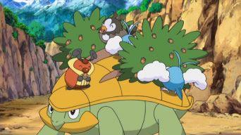 Anime - Pocket Monsters Diamond & Pearl - Folge 121 – Filb.de