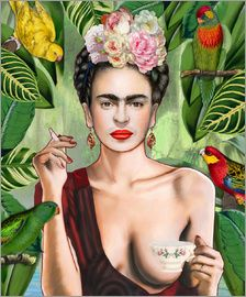 Nettsch - Frida con amigos