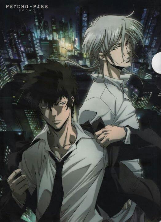 Psycho Pass  #anime