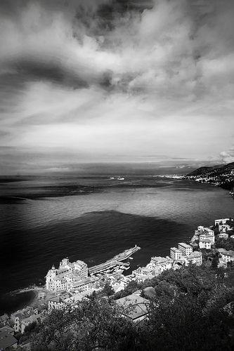 Camogli from Above...