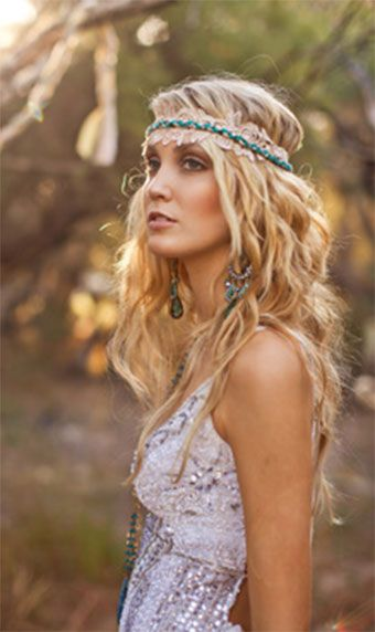 Top 14 Easy Spring Hairstyles For Bohemian Girl Pretty Makeup Beauty Idea