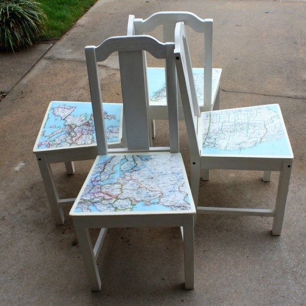 55 best images about chairs for charity inspiration on for Diy furniture transformations