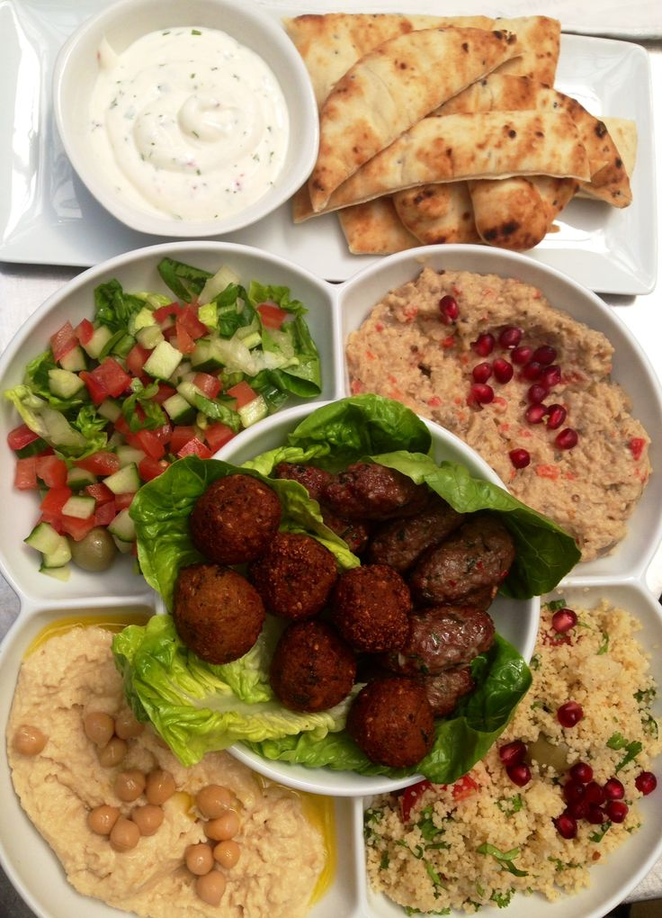 Try our Lebanese sharing platter in the fifth floor cafe now. http://www.harveynichols.com/news/2014/08/04/lebanese-sharing-platter/?store=knightsbridge