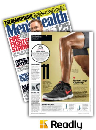 Suggestion about Men's Health November 2015 page 34
