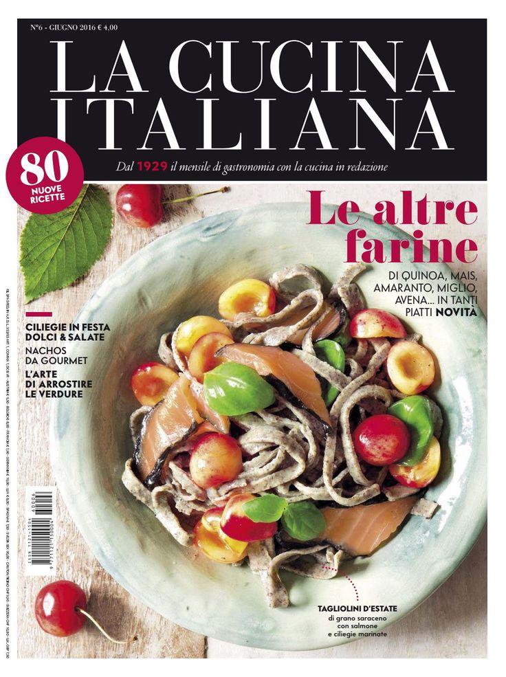 La cucina italiana giugno 2016 ma