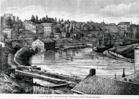 Historical view of St. Catharines