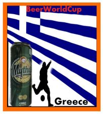 Mythos Beer, Famous Hellenic Beer