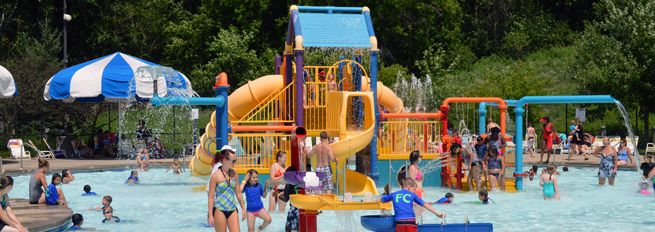 Family fun a collection of other ideas to try parks - Campbell community center swimming pool ...