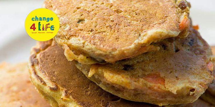 Carrot and sultana drop scones Quick to make and delicious to eat!