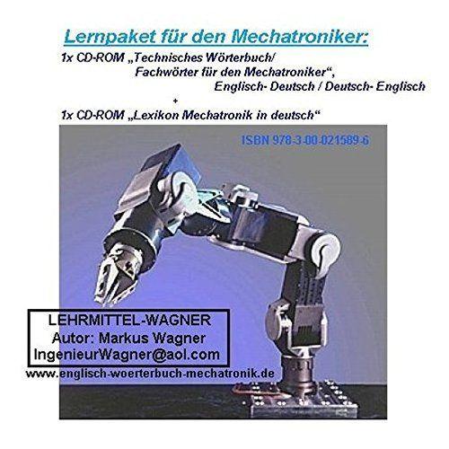 Lernpaket Mechatroniker/ Elektroniker: Technik-Lexikon + deutsch-englisch Woerterbuch kaufen bei Hood.de