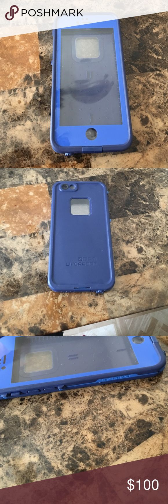 iPhone 6 life proof case Dirt proof water proof snow proof and shock proof life proof iPhone 6 case LifeProof Accessories Phone Cases