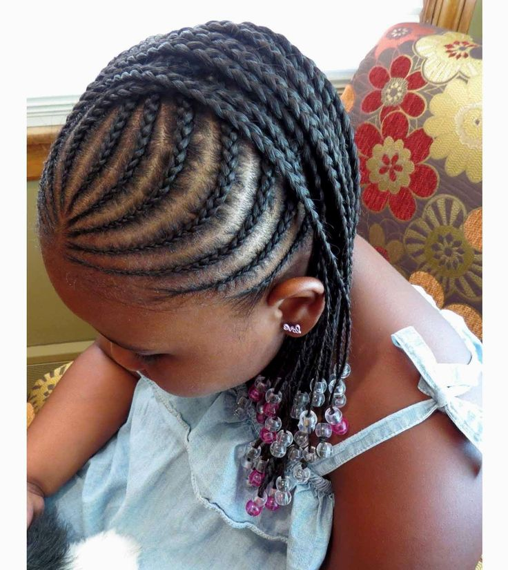 Braided Hairstyles For Black Girls 24faux pony braided hairstyles for kids Black Kids Twist Hairstyles For Girls Hairstyles Latest