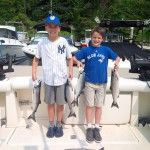 Salmon Fishing Charters with Kids