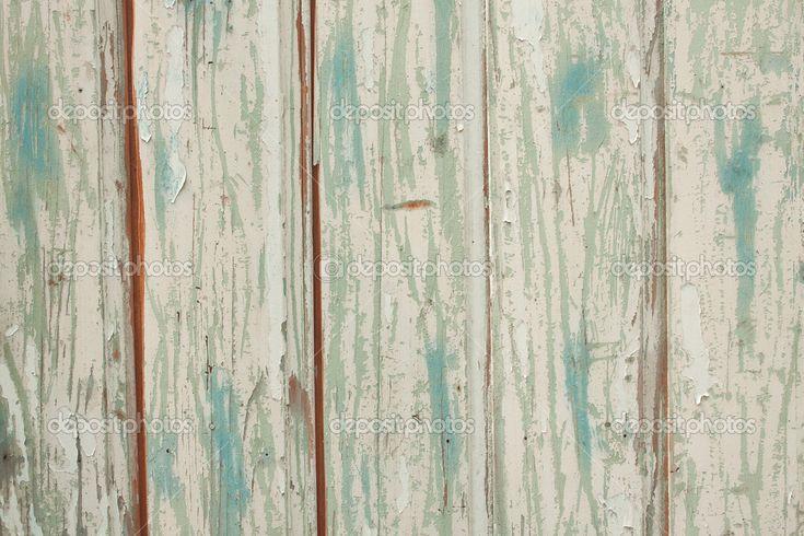 fundo de madeira chique gasto — Foto Stock © piolka #26387973