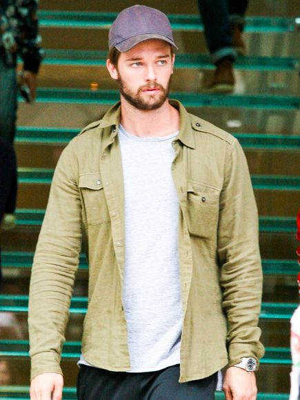 Patrick Schwarzenegger Indulges in Some Retail Therapy Following Miley Cyrus Split http://www.people.com/article/patrick-schwarzenegger-steps-out-post-miley-cyrus-split