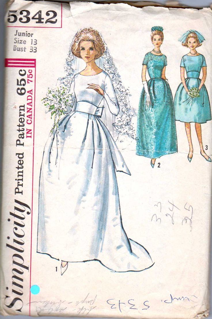 17 best images about magazines and patterns vintage for 1940s wedding dress patterns